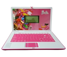 Oregon - Pink Barbie B-Book Laptop