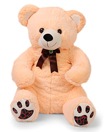 Liviya Teddy Bear Soft Toy Cream - 65.5 Cm