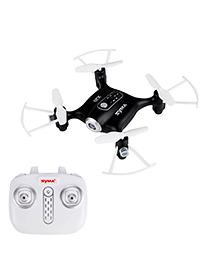 Toyhouse Syma X21 Remote Control Mini Drone - Black