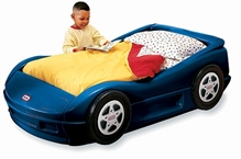Little Tikes - Roadster Toddler Bed