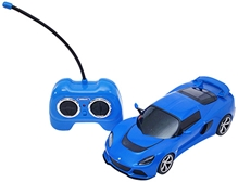 Welly - Lotus Exige S Silver Blue