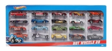 Hot Wheels - 20 Car Gift Set