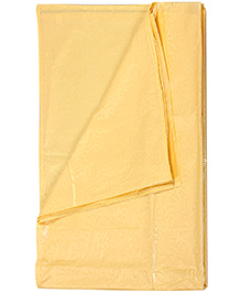 Tinycare Yellow Bed Protector Sheet