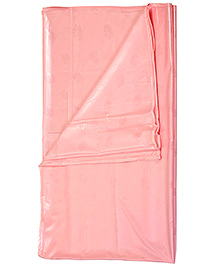 Tinycare Bed Protector Sheet - Pink