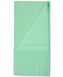 Tiny Care Bed Protector Sheet Green XL
