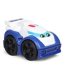 Mega Bloks First Racers Toy Car - Blue White