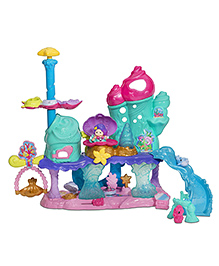 VTech Shimmering Musical Sea Shell Castle - Blue Pink