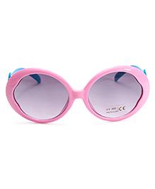 Babyhug Sunglasses UV 400 Protected - Light Pink Blue