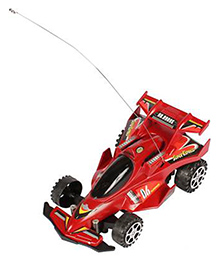 Planet Of Toys Single Function Remote Control Racing Car - Red