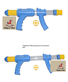 VibgyorVibes Air Hand Gun With Soft Foam Bullets Ball (Colours May Vary)