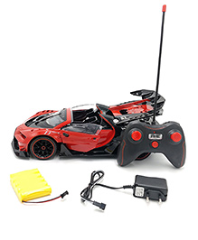 Flyers Bay Battery Operated Remote Controlled Ferrari Car - Red