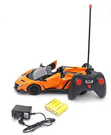 Flyers Bay Remote Controlled Lamborghini Venneno Car - Orange