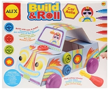 Alex Toys - Build And Roll Car