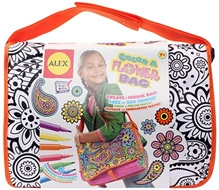 Alex Toys - Color A Flower Bag