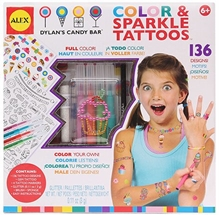 Alex Toys - Color And Sparkle Tatoos