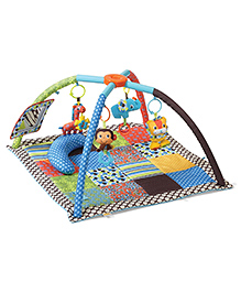 Infantino Twist And Fold Activity Gym - Multi Color