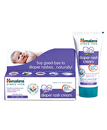 Himalaya Herbal Diaper Rash Cream 50 gm