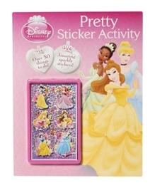 Disney Princess - Pretty Sticker Activity