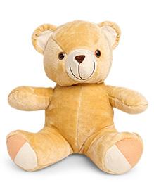 IR Teddy Bear Soft Toy Cream - 35 Cm