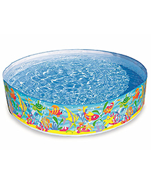 Intex Inflatable Snapset Pool Multicolor - Depth 6 Feet
