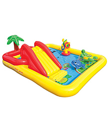 Intex Inflatable Kids Pool - Multi Colour