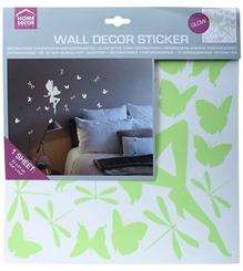 Home Decor Line - Fairy Design Glow Sticker