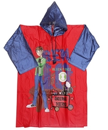 Ben 10 - Baggy Style Printed Rain Coat