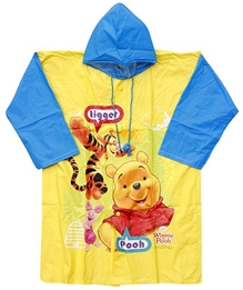 Disney - Tiger Pooh Print Rain Wear