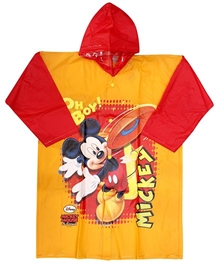 Disney - Mickey Oh Boy Printed Rain Coat
