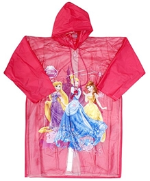 Disney - Printed Rain Coat