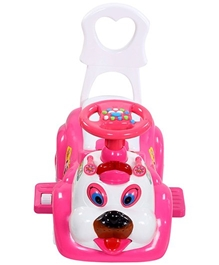 Toyzone - Puppy Face Rechargeable Rider