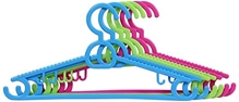 Fab N Funky - Colorful Clothes Hanger Set of 6