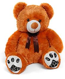 Liviya Sitting Teddy Bear Soft Toy Brown - Height 82 Cm