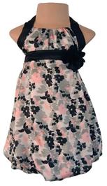 Faye -  Floral Halter Dress