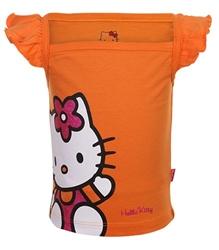 Hello Kitty - Short Sleeves Kitty Print Top
