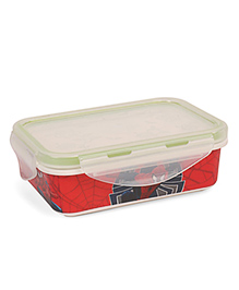 Marvel Spider Man Lunch Box - Red