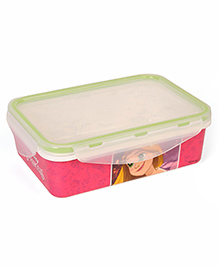 Disney Princess Printed Lunch Box - Pink