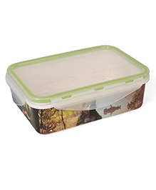 Disney The Jungle Book Printed Lunch Box - Multi Color