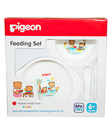 Pigeon - Feeding Set