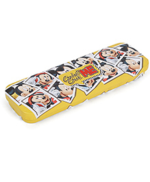 Disney Mickey Mouse Pencil Box With Tray - Yellow