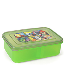 Marvel Avengers Lunch Box - Green