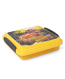 Disney Pixar Cars Lunch Box - Yellow