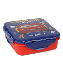 Disney Pixar Cars Lunch Box - Blue Red