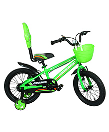 Cosmic Kids Bicycle Light Green - 16 Inches