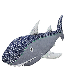 Sunlord Shark Soft Toy Grey Blue - 83 Cm