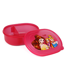 Disney Princess Lunch Box - Dark Pink