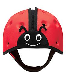 Safehead Baby Lady Bird Helmet - Red