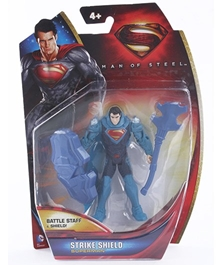 Superman - Man Of Steel Strike Shield Superman