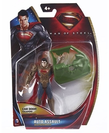 Superman - Man Of Steel Auto Assault Superman Car Door Weapon