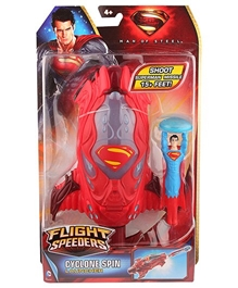 Superman - Man Of Steel Flight Speeders Cyclone Figure
